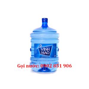 Giao nước khoáng Vĩnh Hảo 20l