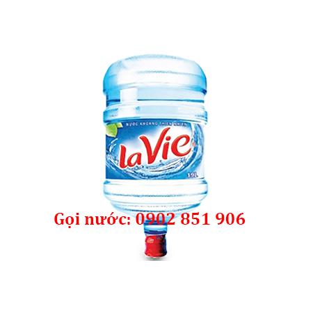 Giao nước khoáng Lavie 19L
